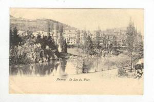 NAMUR, Belgium, 00-10s , Le Lac du Parc
