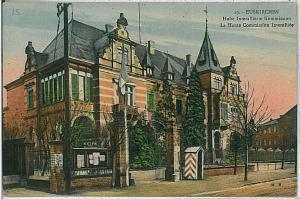Ansichtskarte  VINTAGE POSTCARD: GERMANY -   Euskirchen 1910