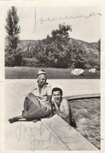 RP: Josephine Baker , 1940-50s  #5