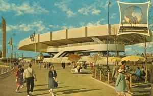 NY - New York City. New York World's Fair 1964-1965. Bell Telephone Pavilion