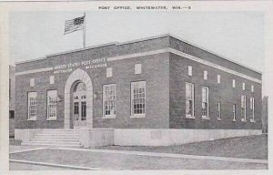 Wisconsin Whitewater Post Office