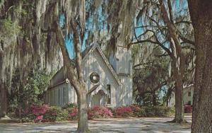 Holy Trinity Church , GRAHAMVILLE (near Ridgeland) , South Carolina , 50-60s