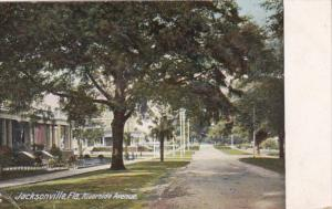 Florida Jacksonville Riverside Avenue