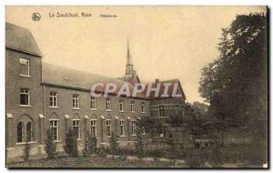 Belgie Belgium Saulchoir Kaln Old Postcard Hotellerie