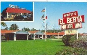 Whitey's Restaurant & El-Berta Motor Inn, 4505 Market Street, Wilmington, Nor...