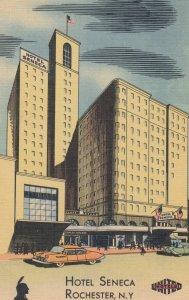 ROCHESTER , New York , 1930-40s ; Hotel Seneca