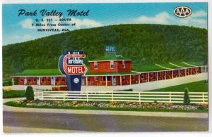 Park Valley Motel, Huntsville AL
