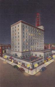 Hilton Hotel Albuquerque New Mexico Curteich