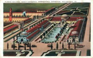 USA Florida Building Sesquicentennial International Exposition 01.93