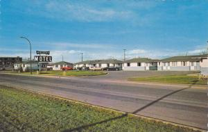 Holiday Motel, Lethbridge, Alberta, Canada, 40-60s