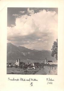 Austria Innsbruck Blick auf Wilten, Panorama, Defner