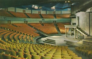STRATFORD , Ontario, Canada, 50-60s; Festival Theatre , Interior