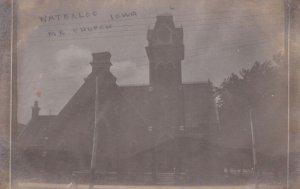 RP: WATERLOO, Iowa, 1910's; M.E. Church
