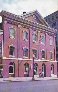 Ford's Theatre Building Now The LinconMuseum Here President Lincoln Springfie...