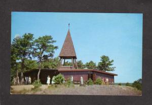 MA Episcopal Church St James the Fisherman Wellfleet Cape Cod Massachusetts