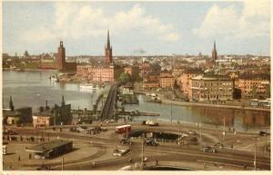 Sweden - Stockholm, Sussen Och Gamla Stan