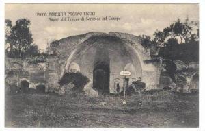 Villa Adriana Presso Rivoli,Avanzi del Tempio di Serapide sul Canopo,Italy, 0...