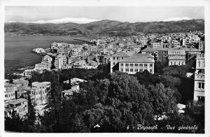 Lebanon Beirut Coast General View, Beyrouth Vue Generale