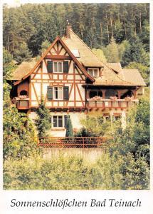 Sonnenschloesschen Bad Teinach Hotel Restaurant Christina Kleiner Roehr
