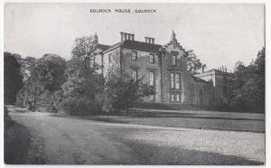 Renfrewshire; Gourock House, Gourock PPC Unposted, c 1920's, By Dennis