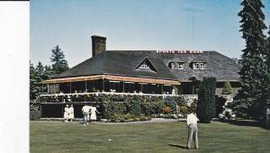 Sports Tea Room at Golf Course , Stanley Park , VANCOUVER, B.C., Canada , 50-60s