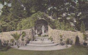 New Jersey Haldon Villa Don Bosco Shrine Of Our Lady Lourdes Albertype