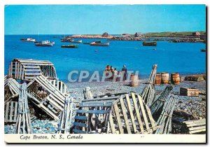 Modern Postcard Cape Breton NS Canada