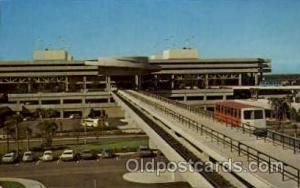 Tampa Internaitonal Jetport Terminal, Tampa Bay, FL USA Airport, Airports Pos...
