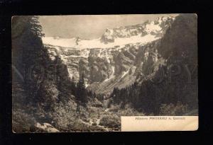 032273 Mountaineering Hintere PROSSAU b. Gastein Old
