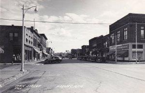 RP : NORWAY , Michigan , 1930-40s ; Main Street