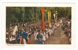 Grand Festival of NIKKO , Japan, 1910-30s