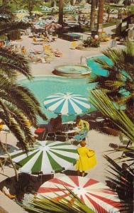 Arizona Litchfield Park The Wigwam Country Club Resort Swimming Pool 1977