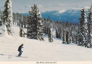 Skiing, Big White, Kelowna, B.C., Canada, 50-70s