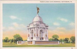 Pennsylvania Gettysburg Pennsylvania State Memorial