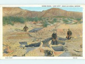 W-Border LOST CITY Las Vegas Nevada NV HM8681