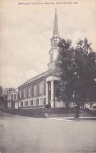 CHESTERTOWN , Maryland , 20-30s ; Methodist Episcopal Church