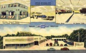 Ernist Burwell Chevrolet Inc. North Church St. Spartanburg, SC, USA Unused