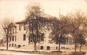 High School Park River ND 1918
