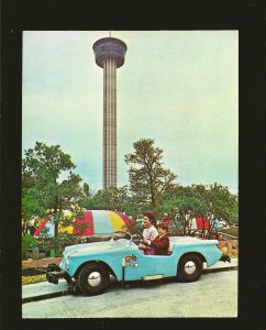 Gulf Oil Corporation Gulf Touride 1960's Color Postcard Unposted