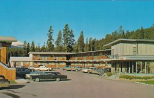 Mt. Robson Motels Ltd., JASPER, Alberta, Canada, 40-60´s