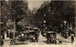 CPA Paris 9e - Le Boulevard des Capucines (274121)