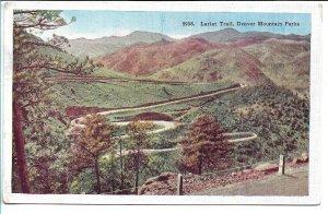 Golden, CO - Lariat Trail - Denver Mountain Parks