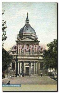 Old Postcard Paris Sorbonne