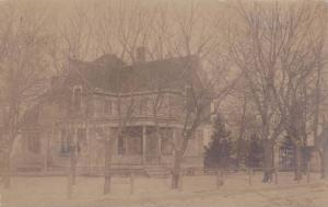 RP; Two-Story Residence, Sioux City, Iowa, 10-20s