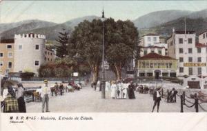 Madeira , Entrada da Cidade , 00-10s