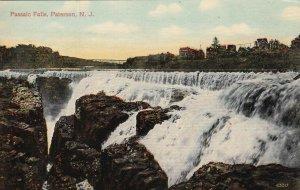 PATERSON, New Jersey, 1900-1910's; Passaic Falls