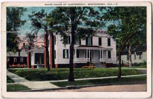 White House of Confederacy, Montgomery Ala