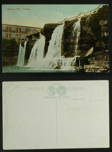 Rideau Falls Ottawa c 1910s
