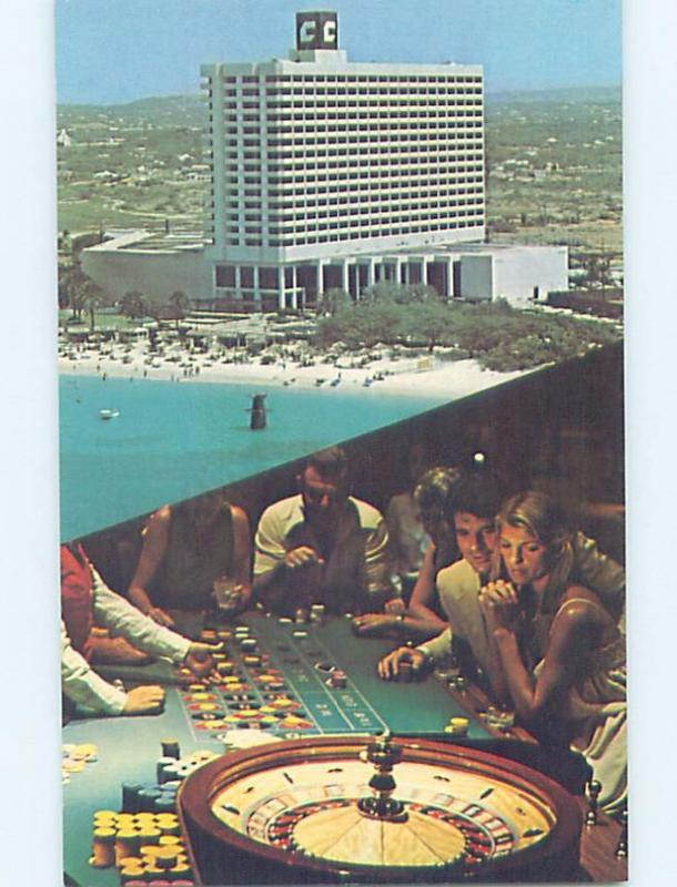 Aruba concorde hotel casino casino halifax canada
