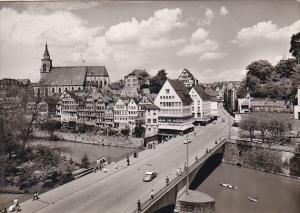 Germany Tuebingen Neckarbruecke